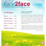 Spring Newsletter Template