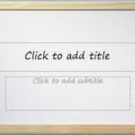 Whiteboard Powerpoint Background